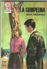 PIMPINELA Nº 1130 EDI. BRUGUERA 1968 - MARIA TERESA SESE - JORGE SAMPER PORTADA