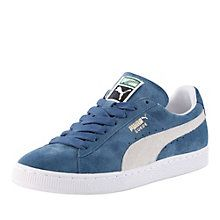 Suede Classic Trainers: Suede Classic Trainers: A classic from the PUMA Archive. A trendsetting sneaker and the first shoe of Puma Suede, Pumas Shoes, Nike Shoes, Casual Sneakers, Sneakers Fashion, Puma Shoes Women, Puma Original, Puma Classic, Nike Air Vapormax