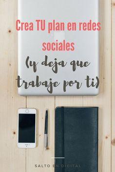 Un plan en redes sociales puede ahorrarte mucho tiempo y ayudarte a conseguir tus objetivos. ¿Ya tienes uno? Te muestro cómo crear uno en 8 pasos.