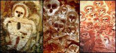 Australian Cave Paintings depicting Aliens