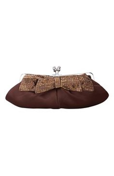 Brown #Clutches  Style Code: 07685 $23