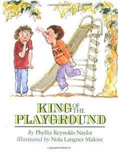King of the Playground: Phyllis Reynolds Naylor, Nola Langner Malone: 9780689718021: Amazon.com: Books
