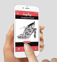 SnapBuy Image Recognition API for Product Search by Photo