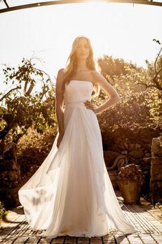 30 romantische trouwjurken - Mode - Jurk - Feeling