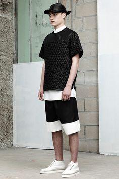 Alexander Wang Menswear - SS2014