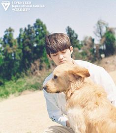 [Unpublised Photos ] S_coups x Cute Dog = Love . Admin Shantel ☆@jihoon_woozi…