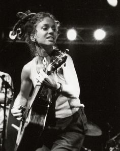 Ani Di Franco saved me from my small town blues when I was a teenager.