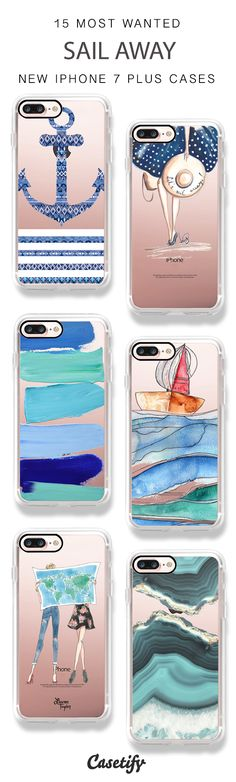 It's time to sail away! 15 Most Wanted Travel iPhone 7 Cases and iPhone 7 Plus Cases here >https://www.casetify.com/artworks/blpWa0Vp9e