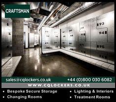 Craftsman Lockers (@CraftsmanLocke2) | Twitter Locker Designs, Gym Lockers, Secure Storage, Changing Room, Treatment Rooms, Joinery, Bespoke, Craftsman, Twitter