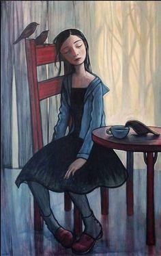 Kelly Vivanco.