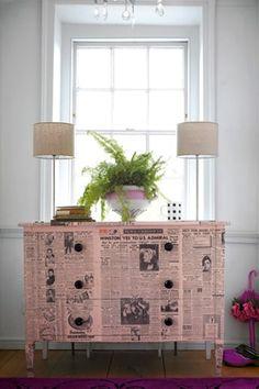 Renovating Furniture - Upcycle (houseandgarden.co.uk)