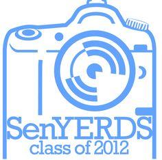 Senior Yearbook staff design