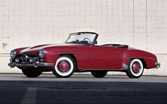 #Lease a 1957 #Mercedes-Benz 190 SL with Premier Financial Services today.