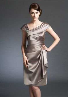 Jasmine Black Label M150019 Ivory Mother Of The Bride Dress