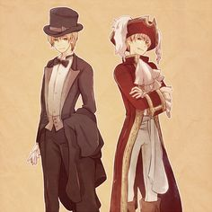 Which do you prefer- Gentleman England or Captain Arthur Kirkland? Personally I love both!!!