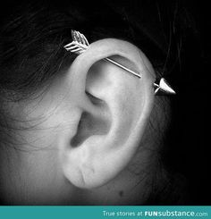 Industrial ear piercing done right