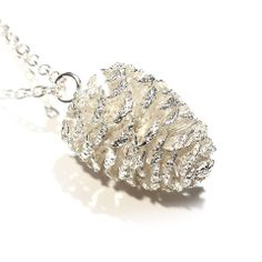Silver jewellery from Comfort & Joy