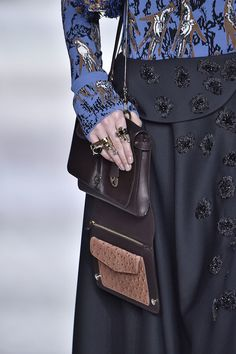 Dior Fall 2016 Ready-to-Wear - Runway Details - Fashion Unfiltered