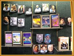 Authors who died in 2011 by Newport Public Library, via Flickr