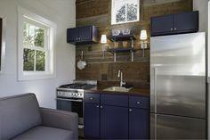Driftwood Homes USA kitchen