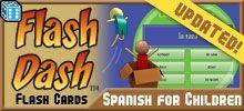 Headventure Lands Spanish page. Games, Videos, Flashcards, Quizzes