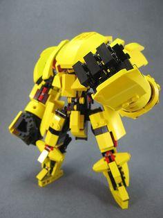 [Frame Humanoid Beta] GIGAS_Phase 2 | Action pose | Lu Sim | Flickr