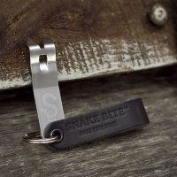 The Modern Folding Church Key - Custom stamps on the leather are also available. Great gift for the groom and the many groomsmen!