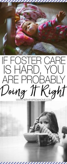 If you're doing foster care right, it may be the hardest thing you'll ever do. It isn't easy, the days are long but the smiles are worth it. Foster Baby, Foster Family, Foster Mom, Foster Care Adoption, Foster To Adopt, Foster Parenting, Parenting Advice, Parenting Styles, Parenting Teens