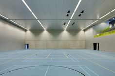 Campus Hoogvliet | Wiel Arets Architects | Archinect