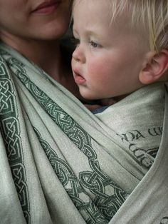 Seriously Oscha, just stop it, I can only have so many wraps!!! Caledonia Cardamom Wrap by Oscha Slings