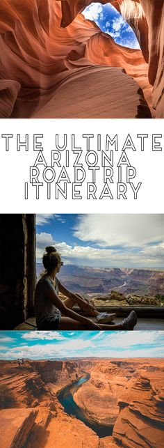 A perfect 4 day road trip itinerary to take in all of the red rocked beauty that Arizona has to offer! | Passports to Life - Travel & Lifestyle Blog
