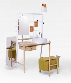 Milan 2013: Lavanity by THINKK Studio #Furniture #Milan2013