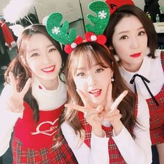 셋🙆 #christmas_with_secret❤ #secret #japan #fanmeeting