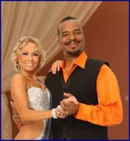 DWTS Season 8 Spring 2009 David Alan Grier and Kym Johnson Placed 9th