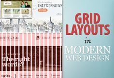 Grid Layouts in Modern Web Design