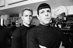 Chris Kirk & Zachary Spock