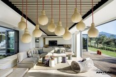 Pearl Valley House Interior by Antoni Associates