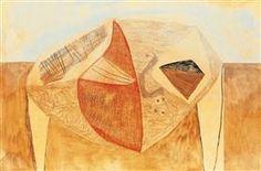 Ancestral Nature - Vajda Lajos -1938 Art Database, Surrealism, Abstract Art, Artist, Artwork, Nature, Style, Paintings, Lakes