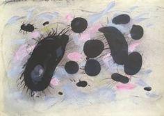 "Saatchi Art Artist Yoshirou Arisumi; Painting, ""Amoebas #1"" #art"