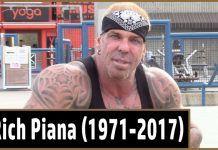 Breaking news: meghalt Rich Piana – részletek Languages, News, Idioms