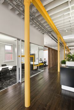 Woodhead has recently completed the design and fitout of a great new workspace for WSP Group in Adelaide. Inspirational!