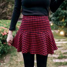 Designer Check Print Mini Skirt Exclusive Fashion Wear For Fashion Divas Diva Fashion, Fashion Wear, Western Outfits, Western Wear, A Line Kurti, Winter Weddings, Latest Dress, Office Wear, Salwar Kameez