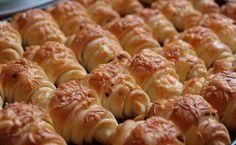Vynikající sýrové croissanty