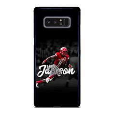 Vendor: Camoucase Type: Samsung Galaxy Note 8 Case Price: 14.90  This extravagance UNIVERSITY OF LOUISVILLE LAMAR JACKSON 2 Samsung Galaxy Note 8 Case are manufactured from durable hard plastic or silicone rubber in black or white color. This case is going to give secure and dashing style to your phone. All of case is printed using best printing machine to provide highest quality image. It is easy to snap in and install the case. The case will covers the back sides and corners of phone from… Galaxy Note 9, Samsung Galaxy Note 8, University Of Louisville, Lamar Jackson, Silicone Rubber, High Quality Images, Printing, Notes, Plastic