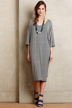 Moku Tee Dress - anthropologie.com