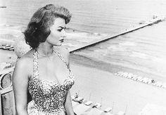 Sophia Loren, c. 1950s.