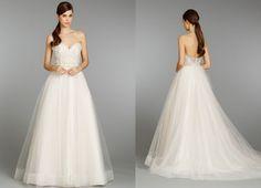 Tara Keely Fall 2013 Bridal Collection