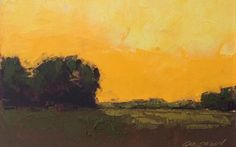 Minervaville Sunset, Late Fall