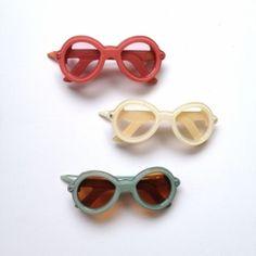 acrylic sunglasses clip