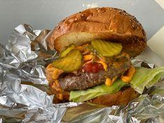 BpBurger (249) - MeatMasters BBQ & Grill - Burger Blog Bbq Grill, Grilling, Ciabatta, Pulled Pork, Food Truck, Cheddar, Hamburger, Ethnic Recipes, Blog